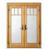 french hinged patio door icon
