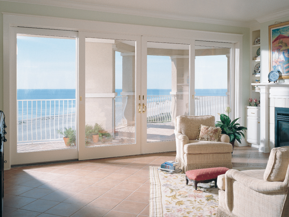 Sliding French Patio Door Feature 2