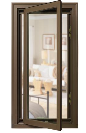 casement window renewal by andersen